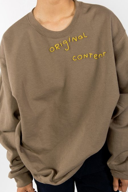 Omondi Custom Sweatshirt - Original Content