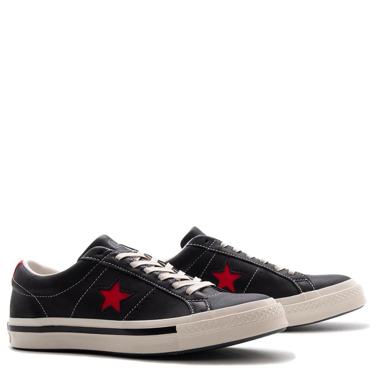 6d878a1feabb Converse Incubate x Kasina One Star Ox   Black