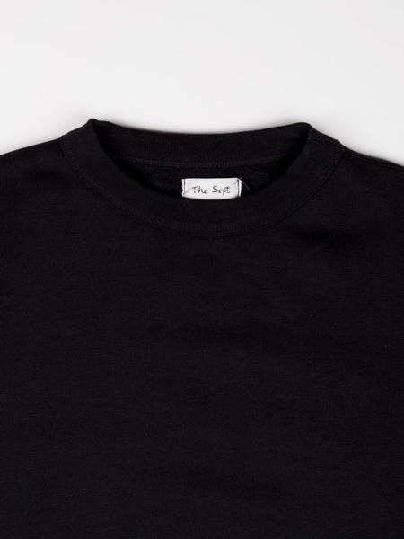 The Sept The Carly Boy Sweater - Black