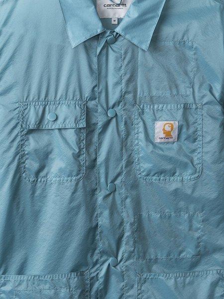 BRAIN DEAD X CARHARTT Chore Coat - Blue