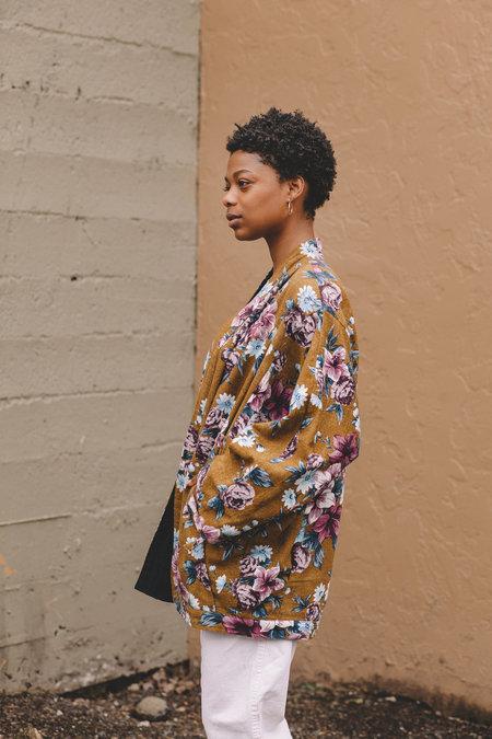 Kate Towers two way kimono coat