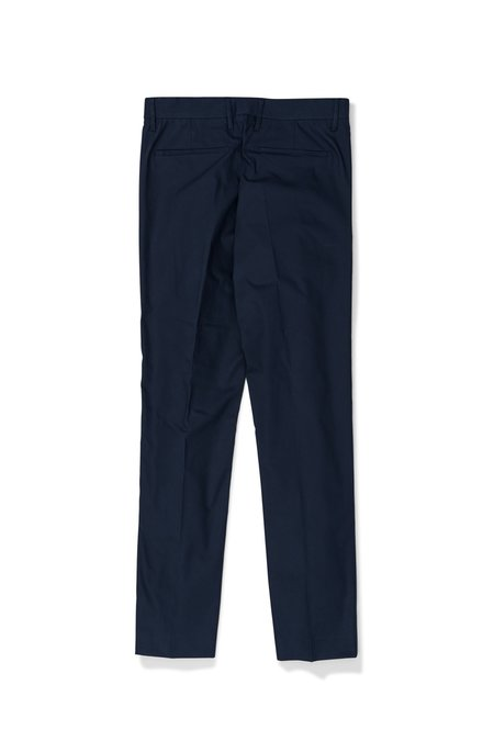 NORSE PROJECTS THOMAS TECHNICAL STRETCH CHINO - NAVY