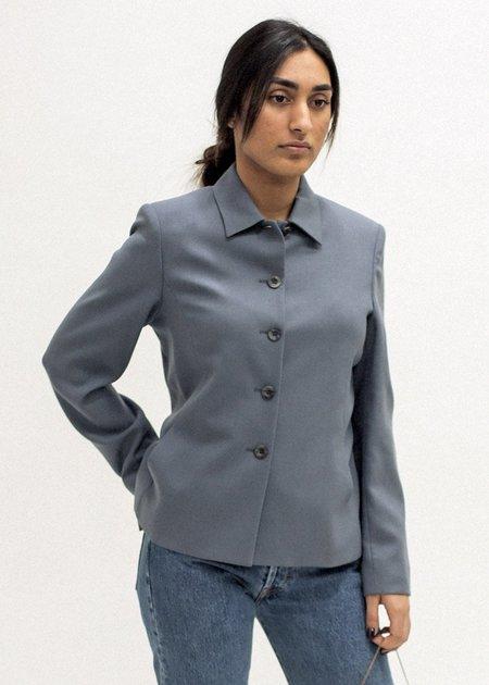 Vintage Pre by New Classics Jones New York Blazer - Steel Blue
