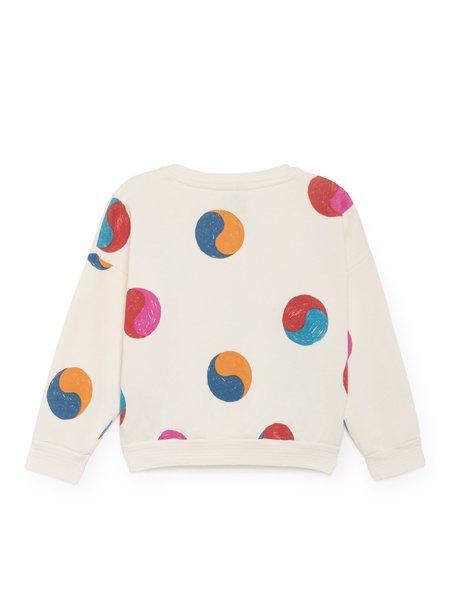 Kids Bobo Choses Yin Yang Sweatshirt