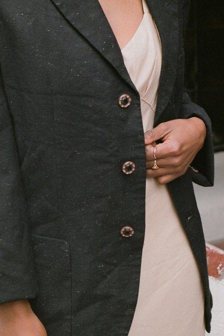 Vintage Casia Matsuda Blazer - Black