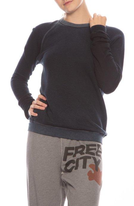 FREECITY Super Fluff Raglan Sweatshirt