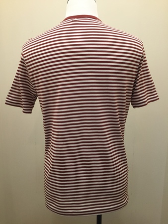 Sunspel Stripe Crew Neck
