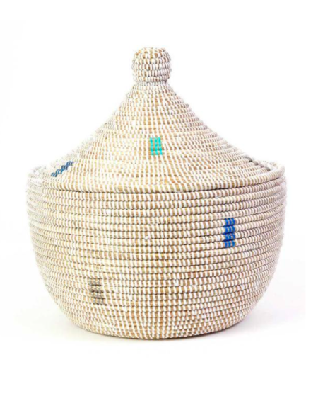 Fair Trade Woven Basket