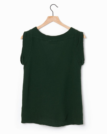 Alasdair Cassi Top - emerald