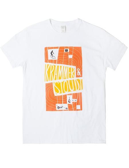 Krammer & Stoudt KS MID-CENTURY LOGO TEE