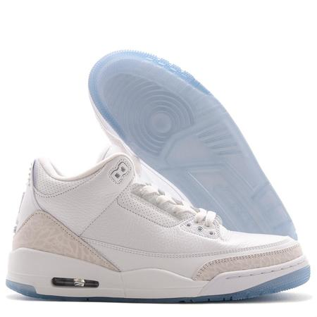 Jordan 3 Retro - White / White