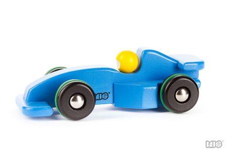 KIDS Bajo Wooden Formula 1 Racing Car