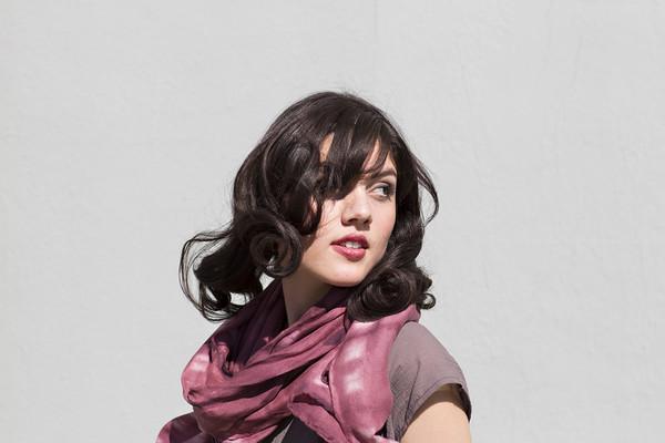 Miranda Bennett Tokens Silk & Wool Wrap