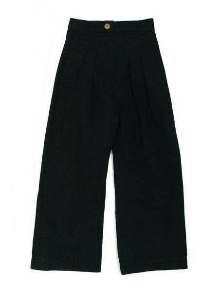 Ilana Kohn Boyd Pants in Inky Canvas