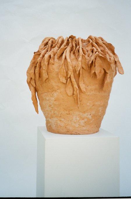 Jaye Kim Coral Leaf Vase