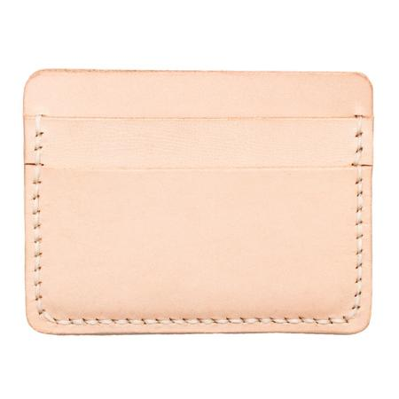 Mister Green x Alterior Card Case - Leather
