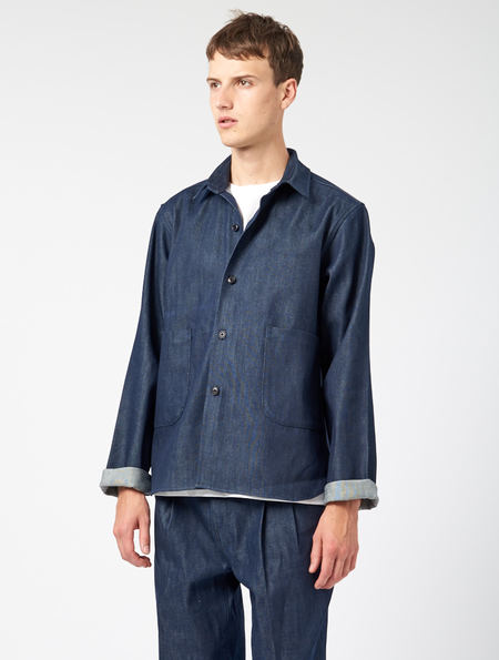 OTHER/man George Work Shirt (re stock)