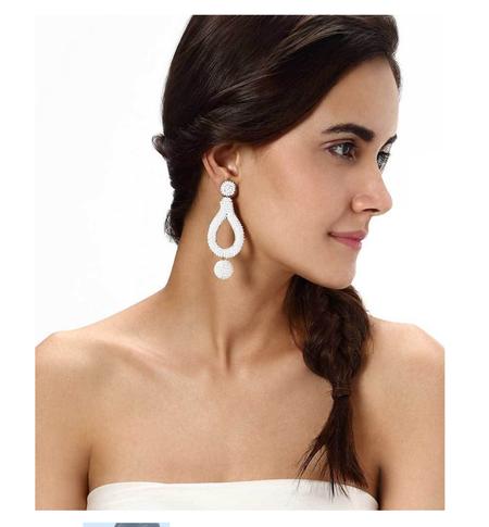 Deepa Gurnani Hanna Earring