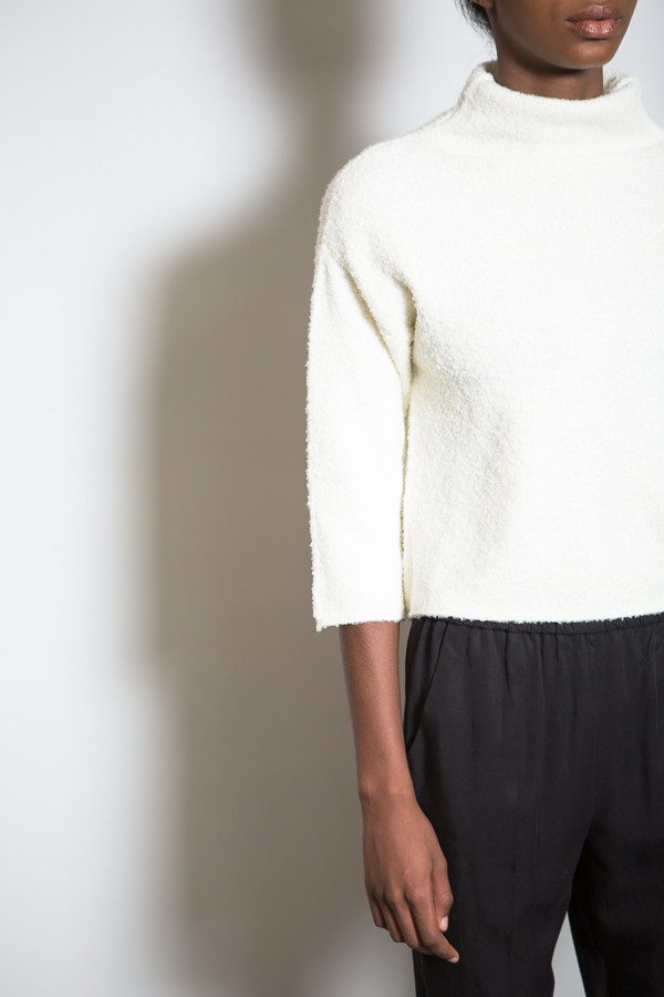 Achro High Neck Sweater