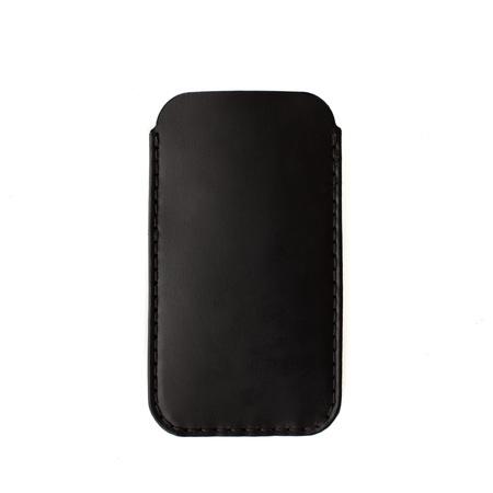 MAKR iPhone Card Sleeve - BLACK