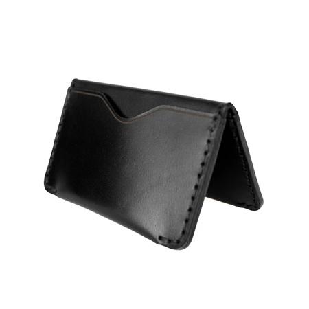 MAKR Horizon Three Wallet - BLACK