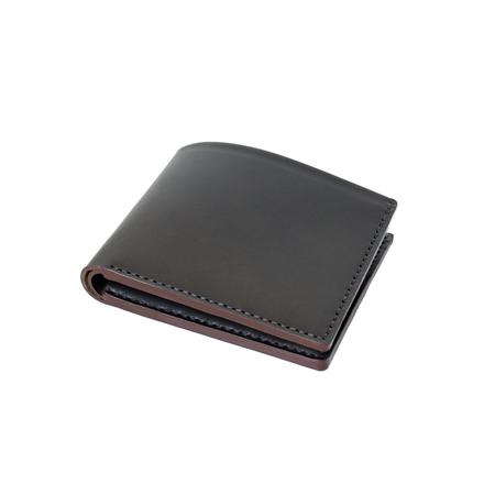 MAKR Open Billfold Wallet - Gunmetal
