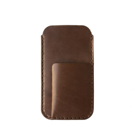MAKR iPhone Card Sleeve - BARK