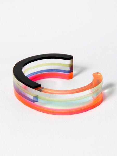 Rabbitneck Sottsass Cuff Bracelet