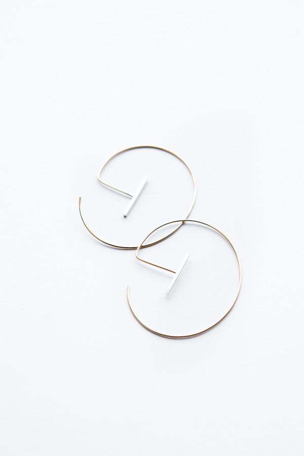 Kiki Koyote Revolve Earrings