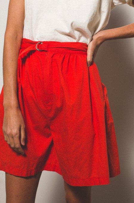 Preservation Vintage Shorts - Red
