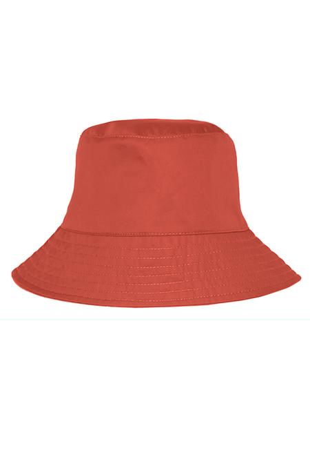 N-DUO Panama Hat - Red