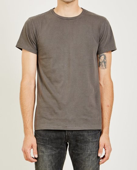 RRL Short Sleeve Tube Tee - Black Mask