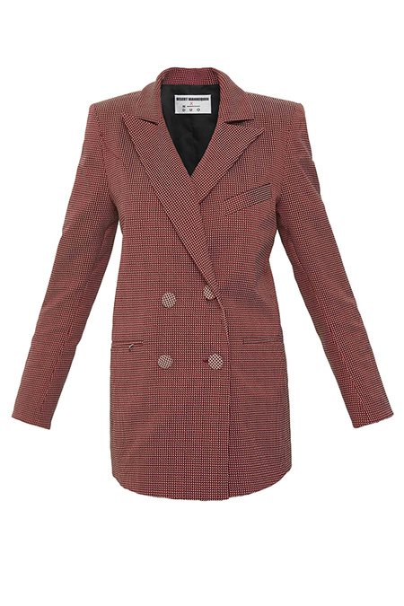 N-DUO The Mannequin suit - PINK