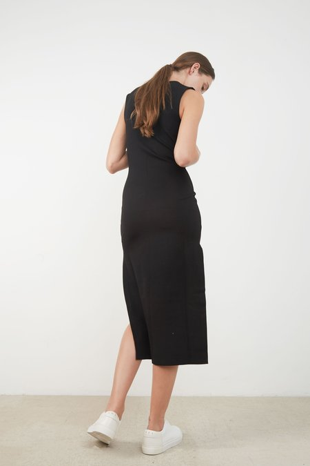 Hemsmith AIDEN DRESS - BLACK
