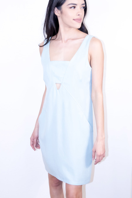 EVE GRAVEL sauvage dress - SKY BLUE