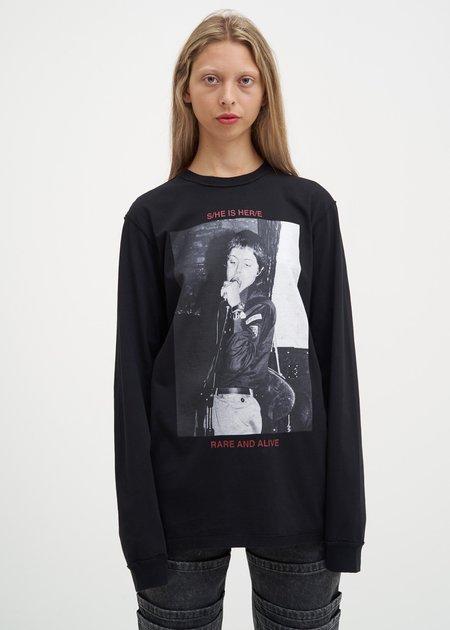 Yang Li Hero Long Sleeve T-Shirt - Black