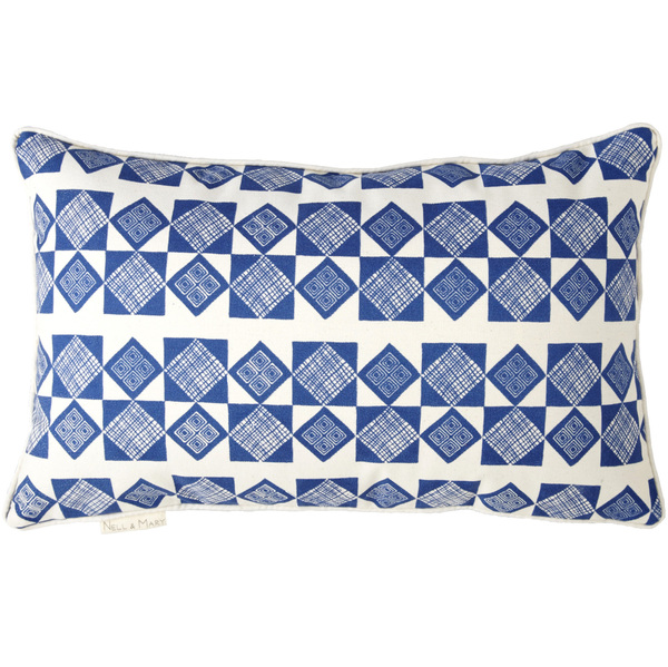 Nell & Mary  Basket Pillow