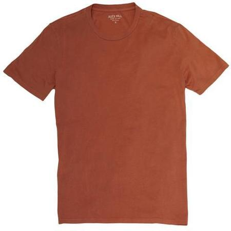 Alex Mill Standard Cotton Jersey Tee - Autumn