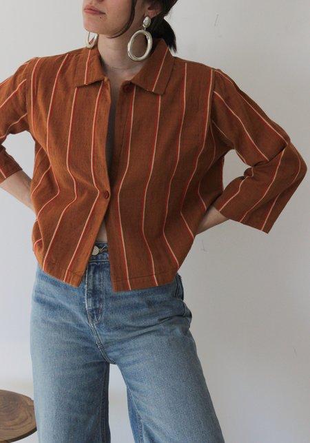 Ace & Jig highway jacket - cognac