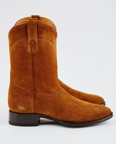 YUKETEN RANCHERO BOOT - BROWN