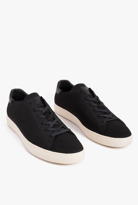 Clae Bradley Knit Shoe - BLACK