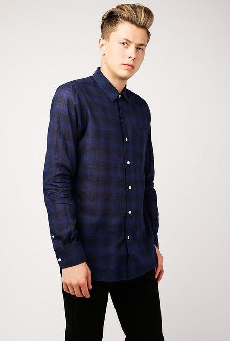 Kardo Frank LS Shirt - Dyed Check