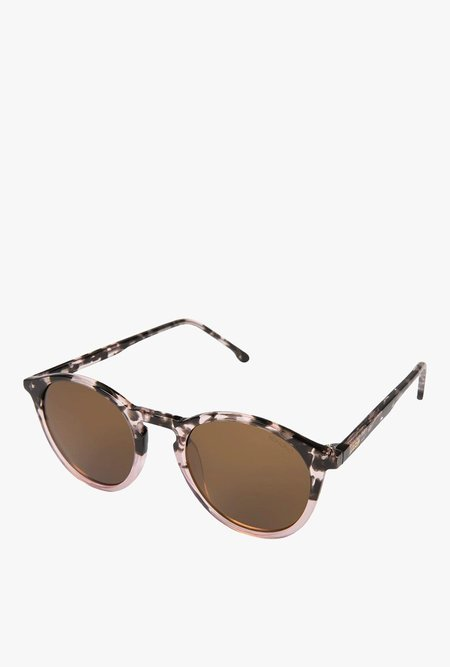 KOMONO Aston Sunglasses - Rose Dust