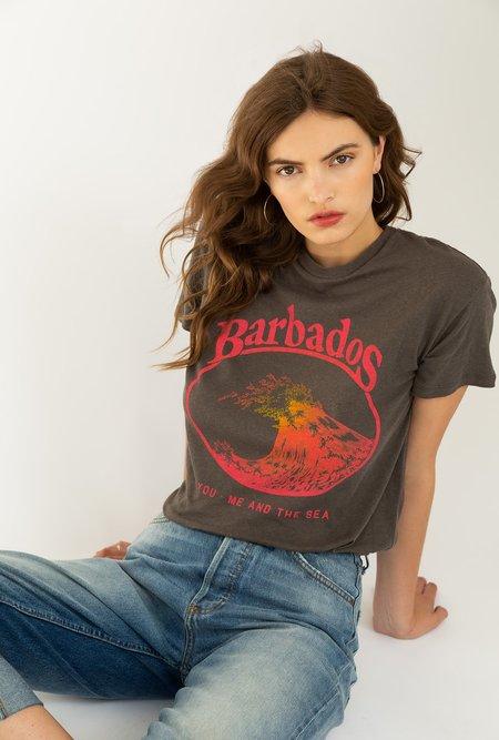 Zoe Krassen Barbados Boyfriend T-shirt