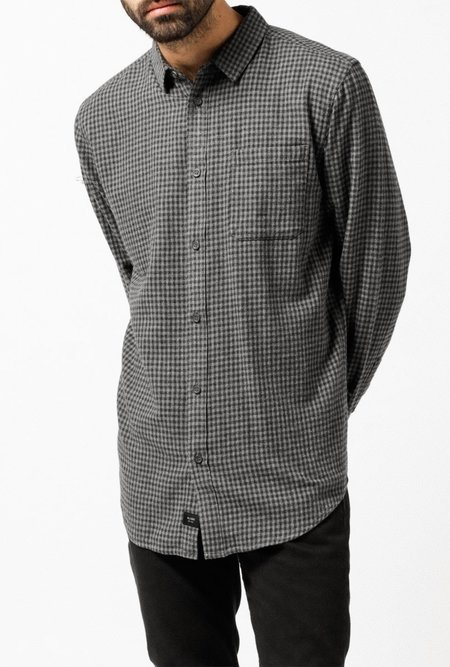 Globe Barkly Shirt - Grey Marble