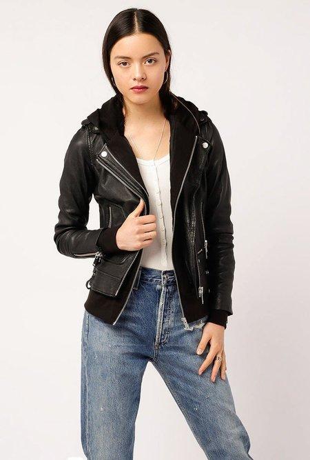 Doma Leather Basic Straight Jacket