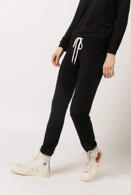 Monrow Vintage Sweats - BLACK