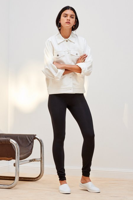 Kowtow Building Block Legging - Black