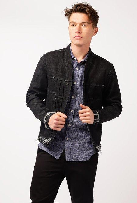 Candor Kimono Denim Jacket