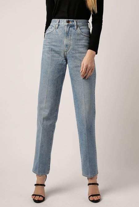 Goldsign The Classic Fit Jean - MARBLE BLUE